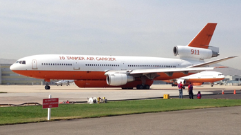 DC-10 next generation air tanker